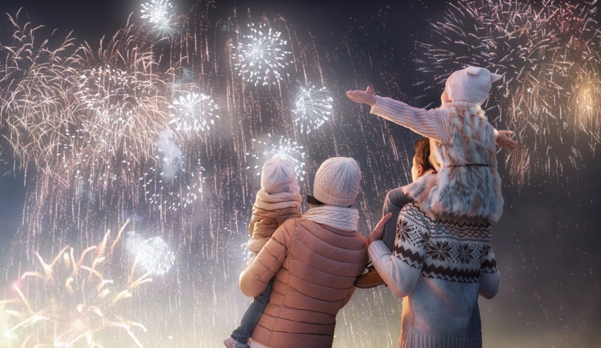 Celebrate New Years Holiday in Cornwall