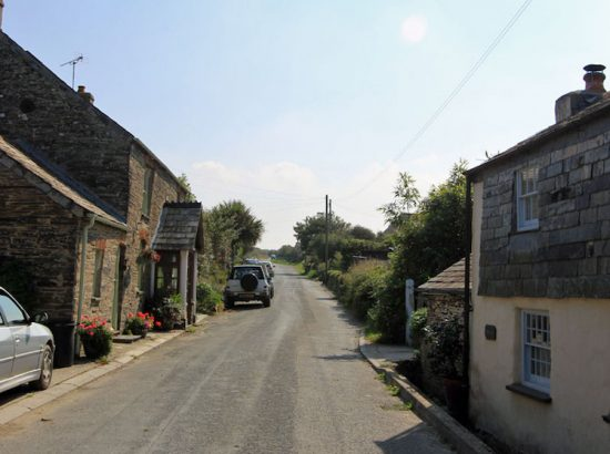 Holiday Cottages in Rumford in Cornwall