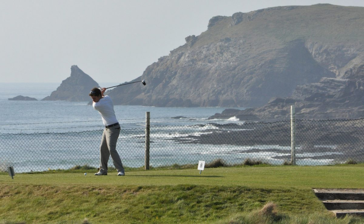 trevose golf club cornwall