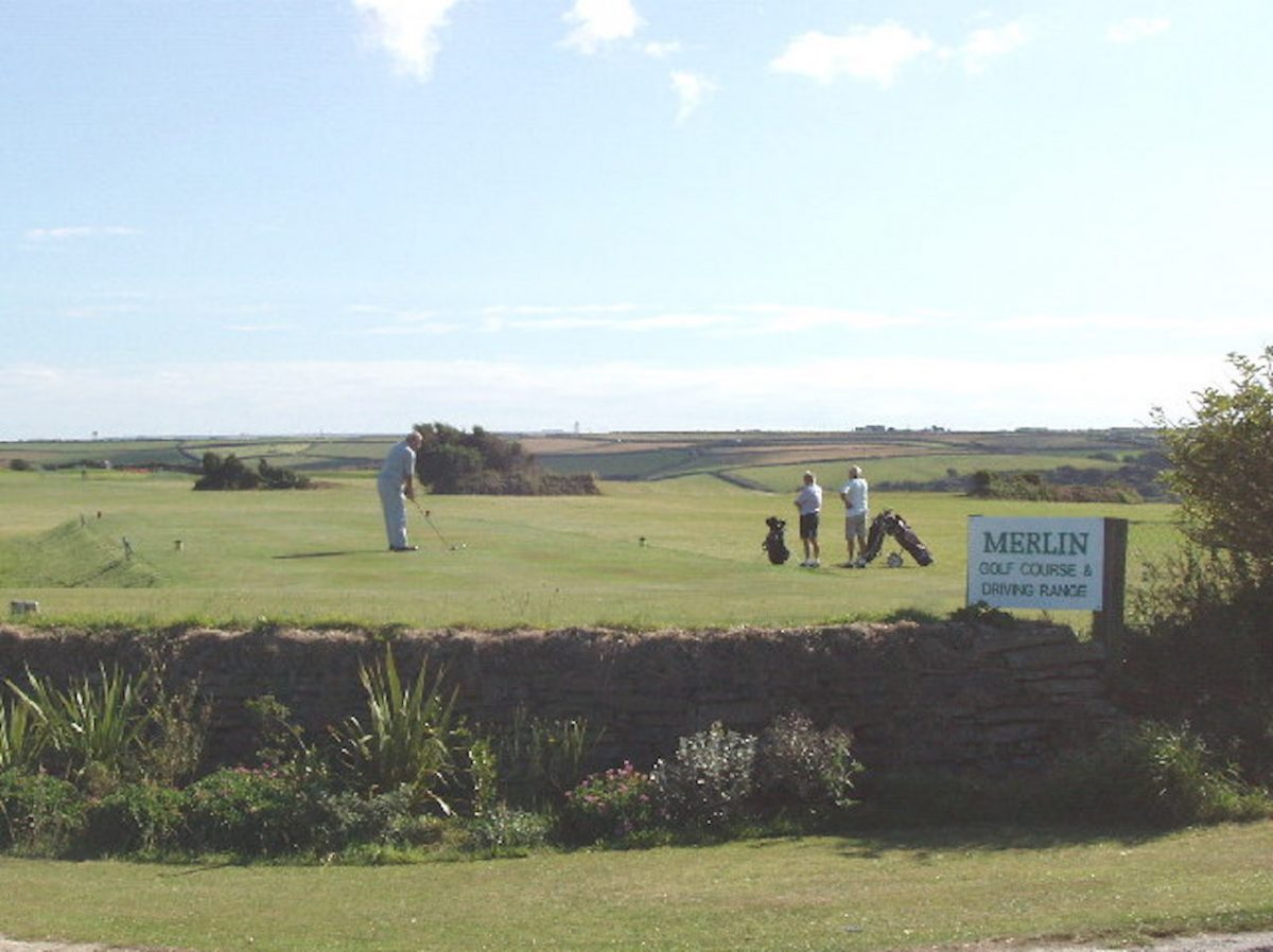 Merlin Golf Course Cornwall