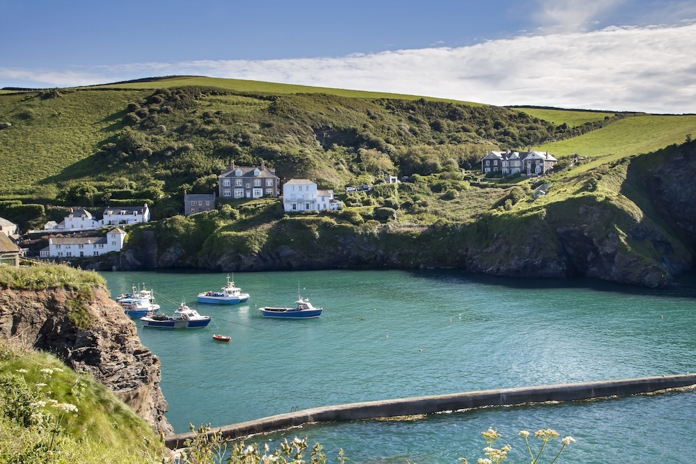 Port Isaac Harbour Holidays