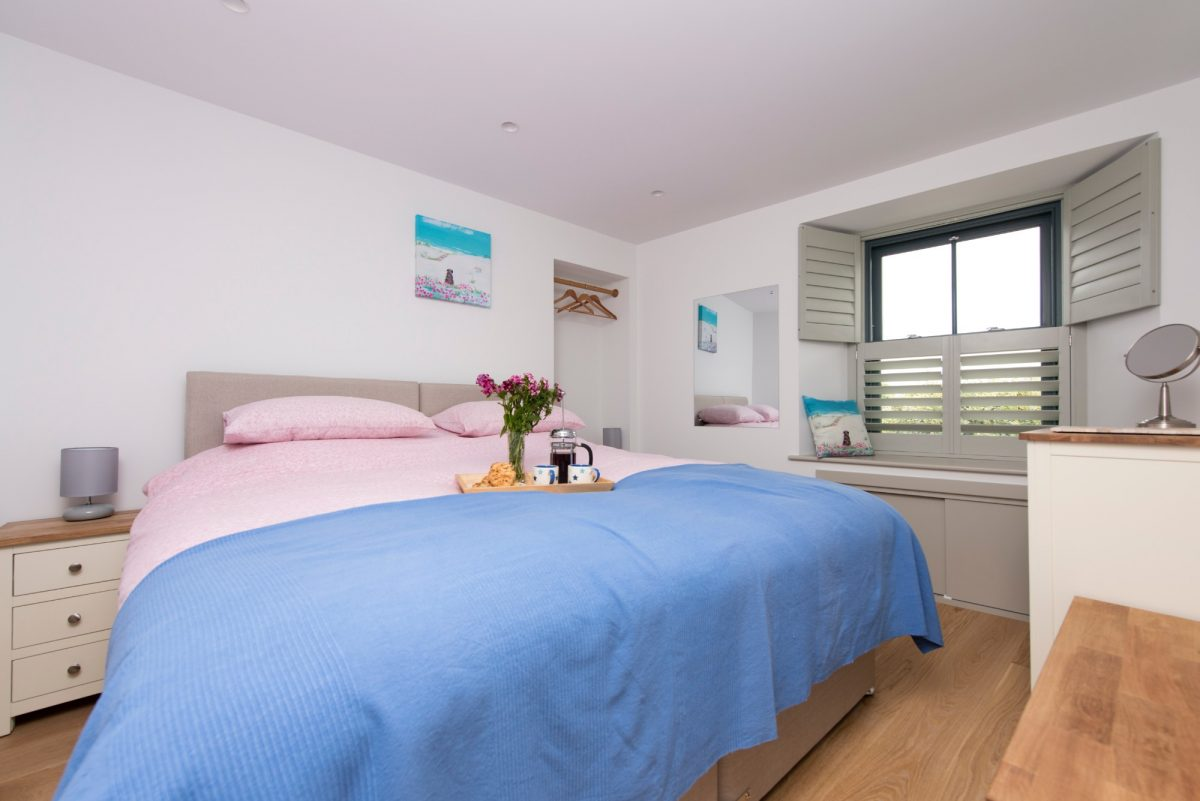 Holiday home apartment in Padstow
