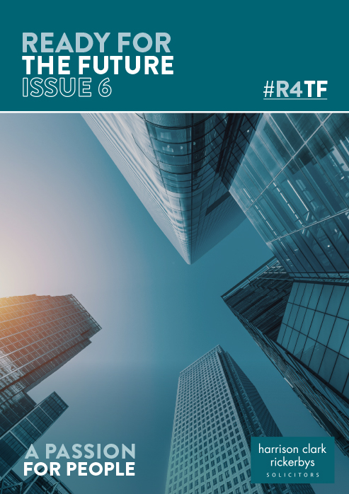 Ready For The Future – Issue 6