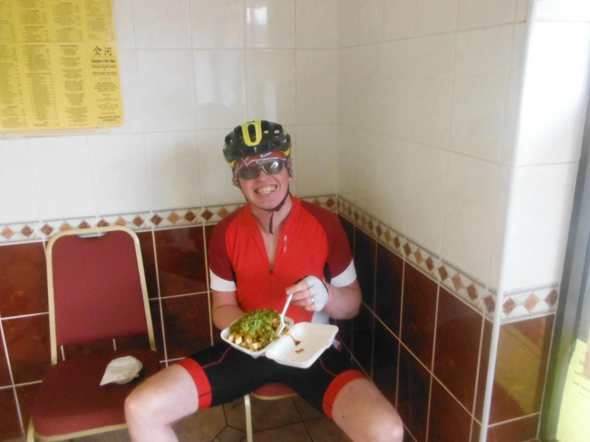 Fuelling up in the chinese