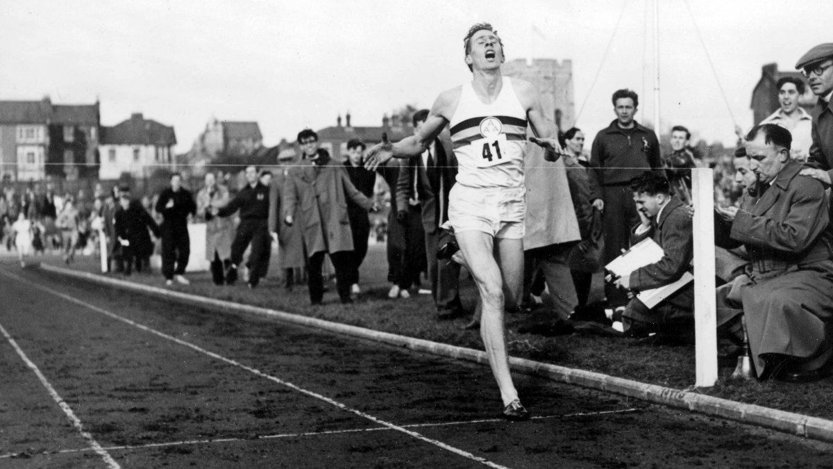 The Four Minute Mile 200