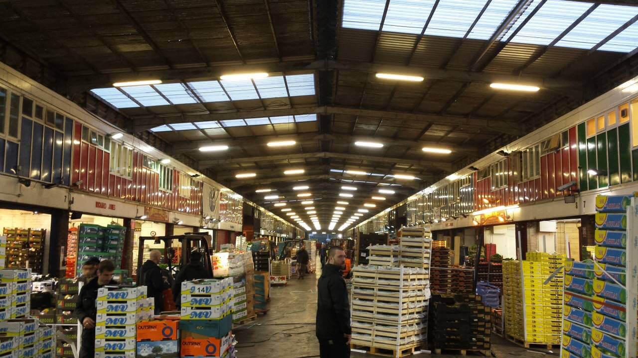 New Smithfield Markets