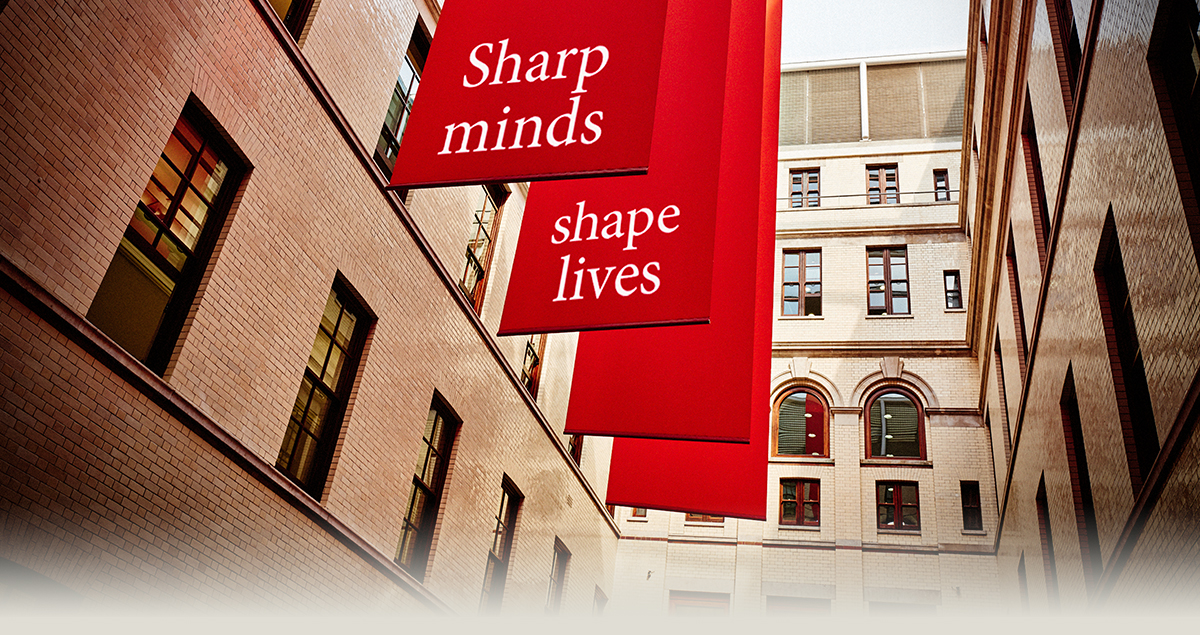 Sharp minds shape lives