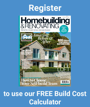 Register to Homebuilding.co.uk