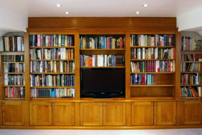 sandersons joinery book case