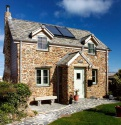 A Cottage-style Eco Home in Cornwall