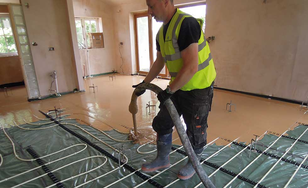 A Screed Masterclass Homebuilding Renovating