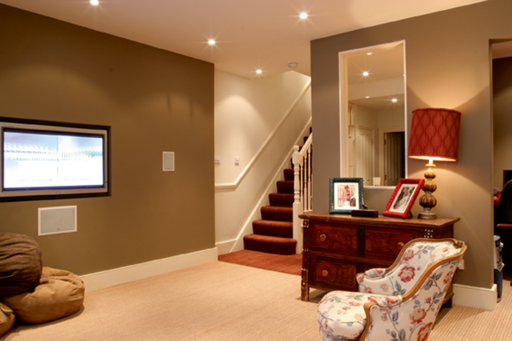 How to convert a basement homebuilding renovating - A step by step guide to renovating an apartment ...