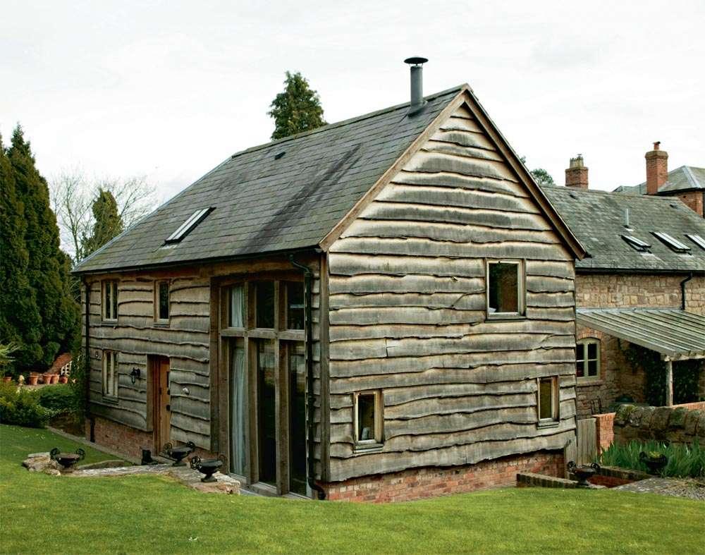 Traditional Barn Conversion Homebuilding Amp Renovating