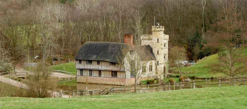 A Self Build Medieval Manor Homebuilding Amp Renovating