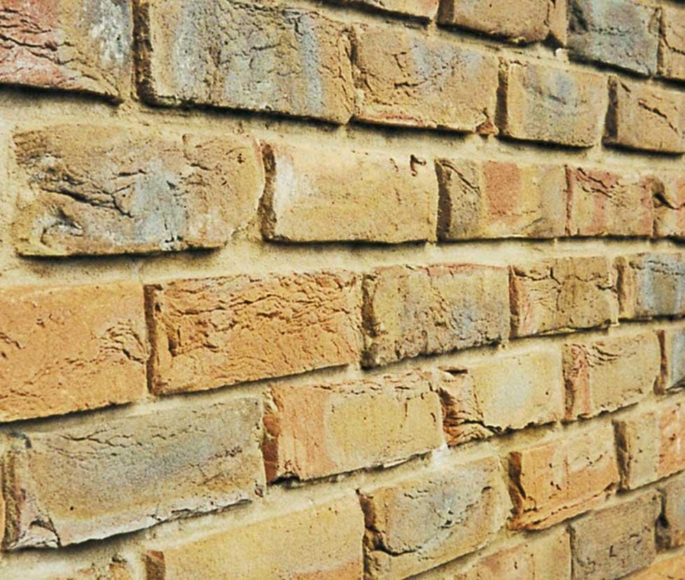 Handmade bricks and brick matching service
