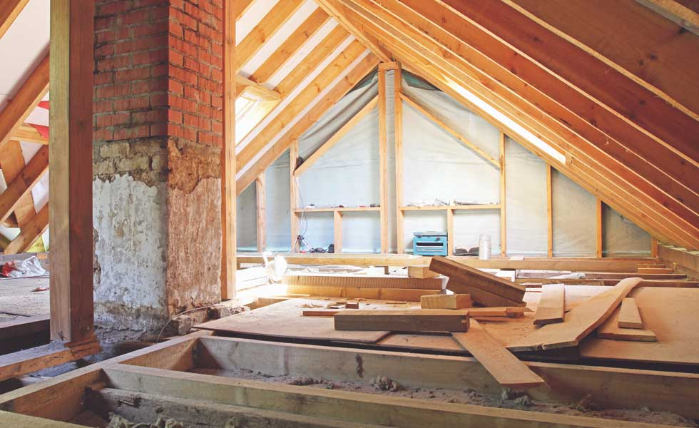 How To Board A Loft A Step By Step Guide Homebuilding