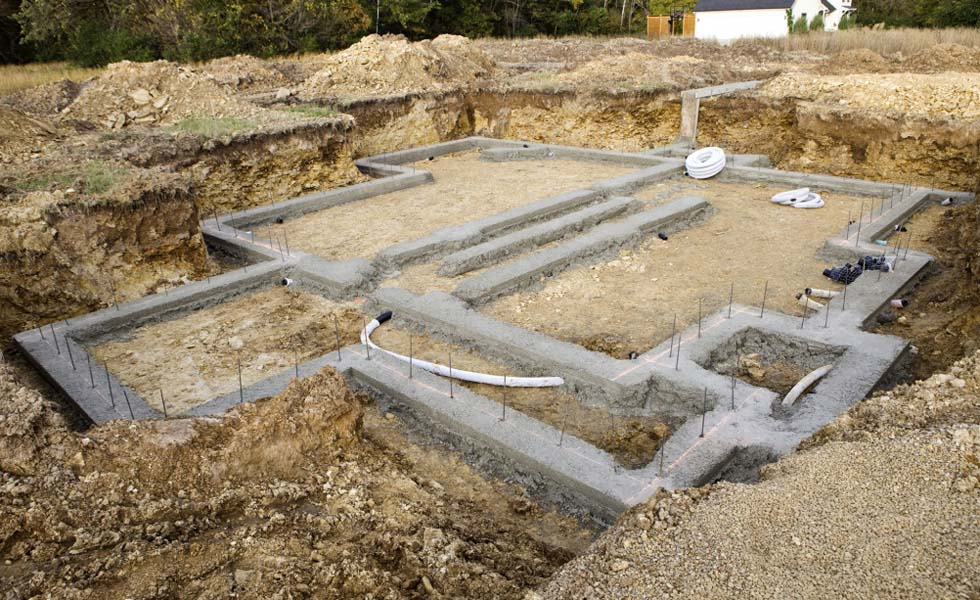 Dealing with complicated foundations homebuilding for Foundation pilings