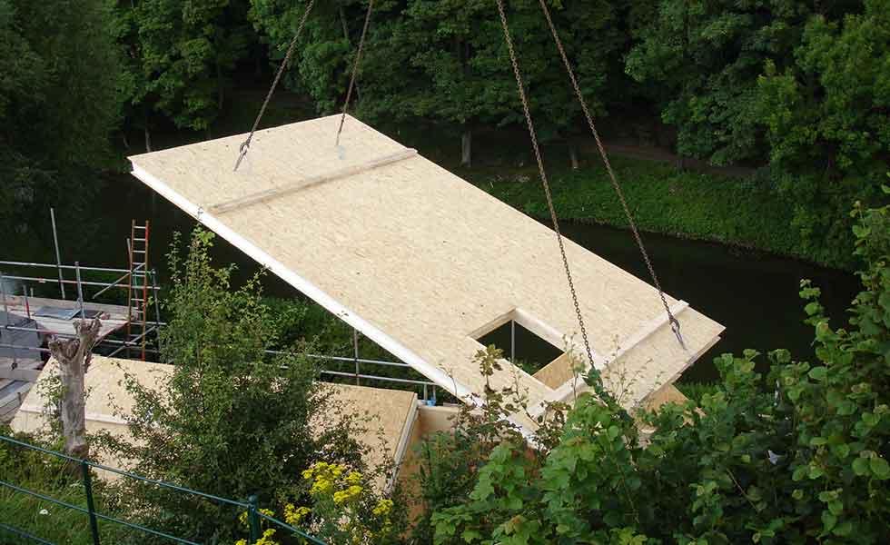 Panellised Roofing