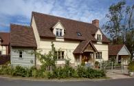 Albright cottage exterior