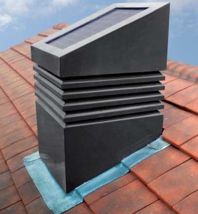Monodraught Passive Ventilation System