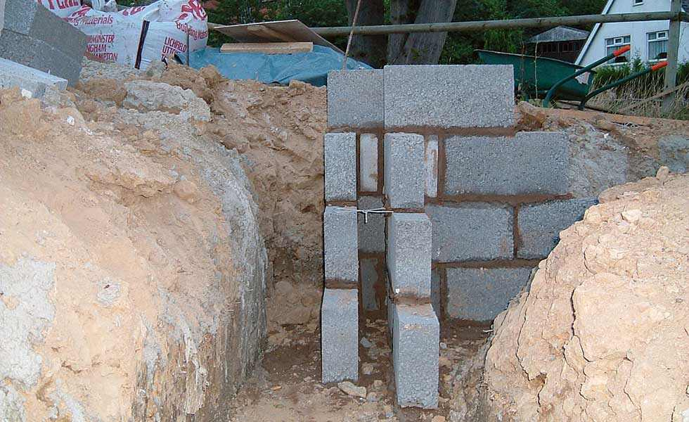 Foundation Systems And Soil Types Homebuilding Amp Renovating