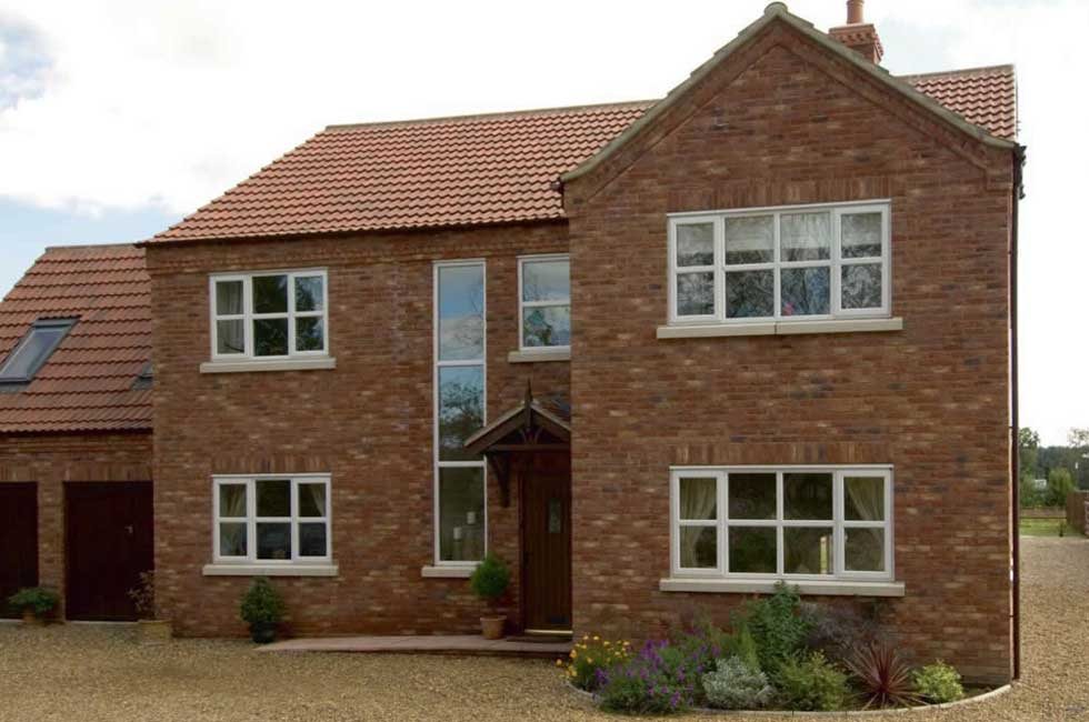 This budget self build cost £130,000