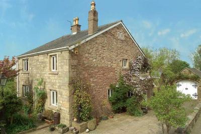 A renovated farmhouse