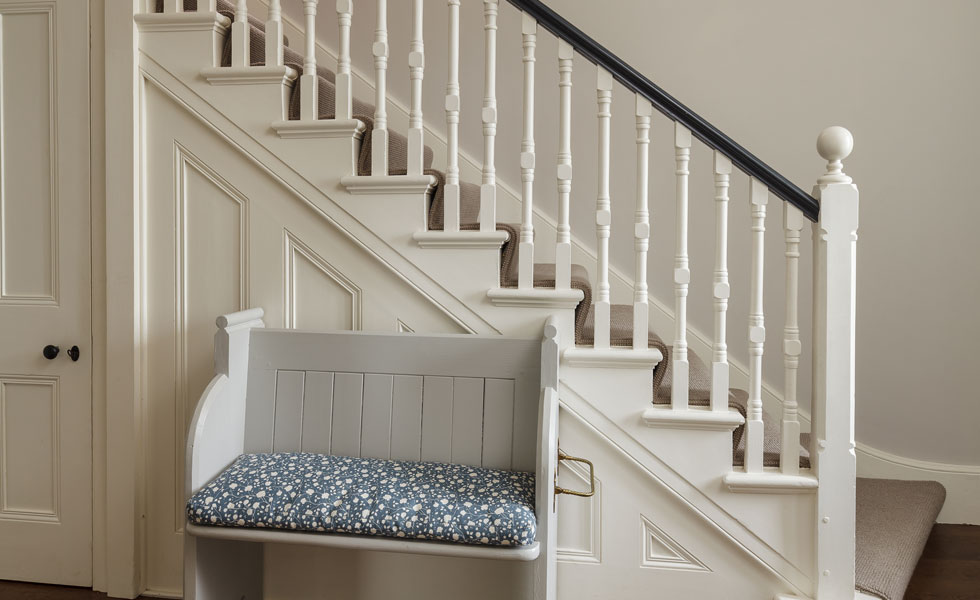 How to save an old staircase