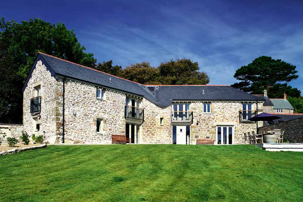 A converted stone mill