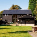 A timber self build in Cambridgeshire