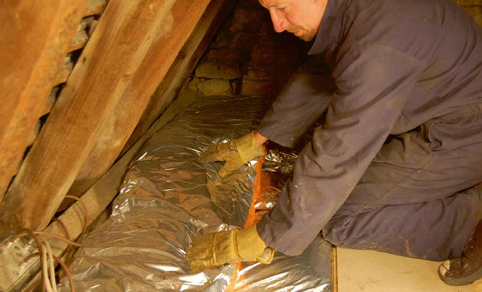 Insulating Old Homes Homebuilding Renovating