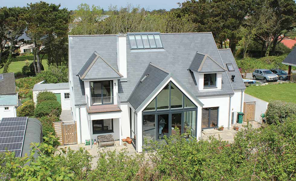 Guernsey Package Build White Render