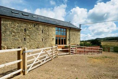A converted granary barn
