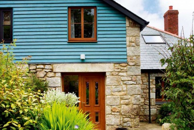 A Cornish Barn Conversion
