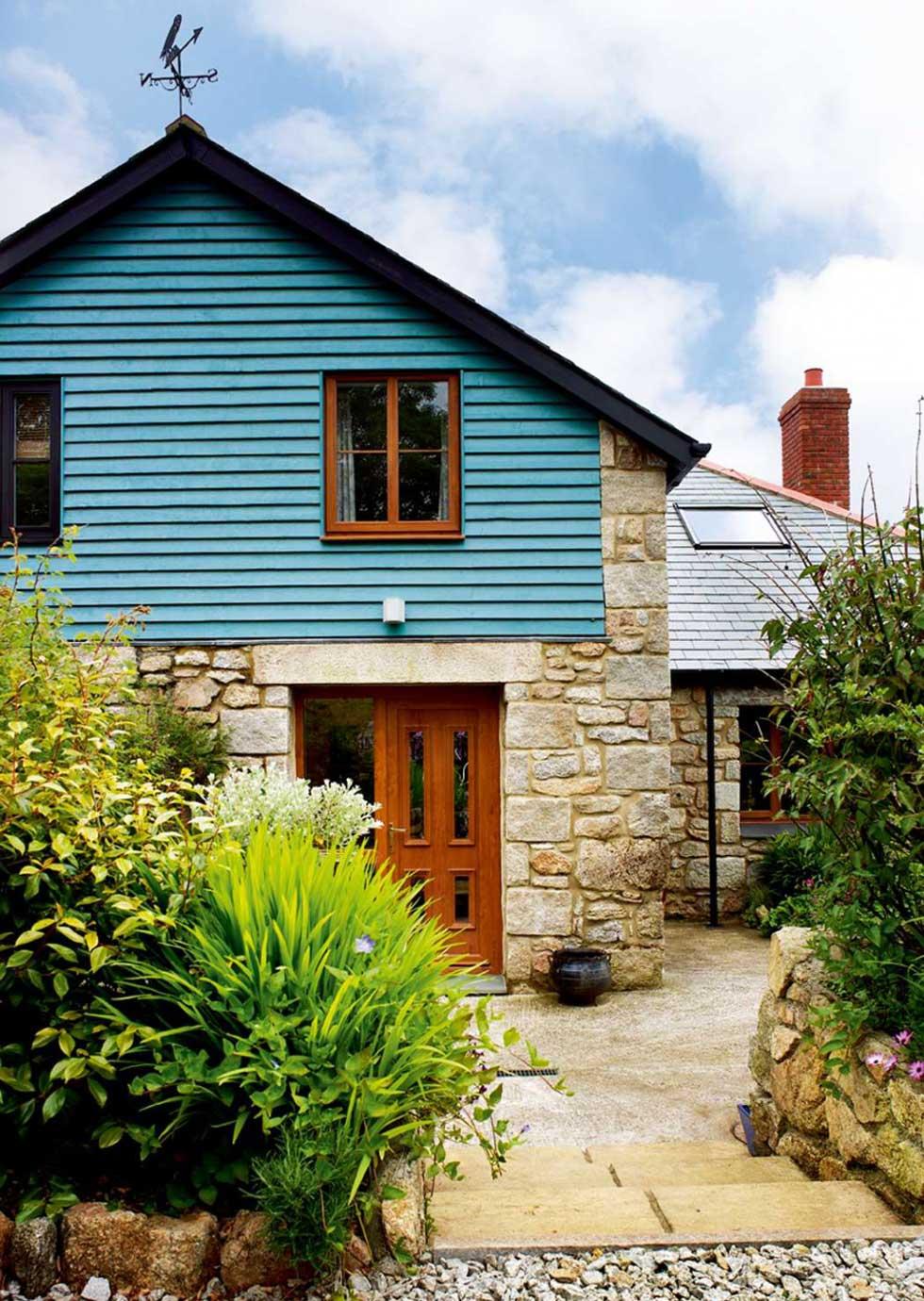 A Cornish Barn Conversion