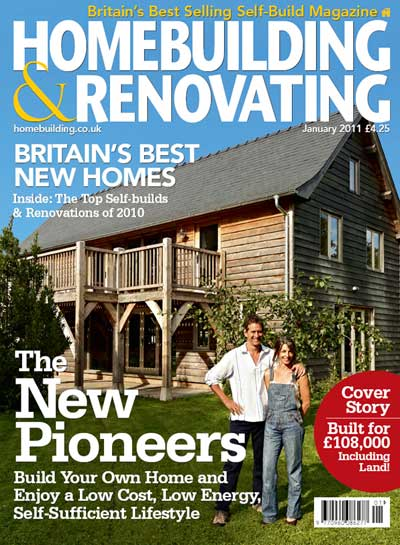 Homebuilding and Renovating January 2011