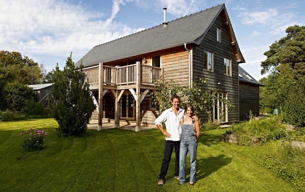 Amazing Low Cost Self Build Homebuilding Amp Renovating