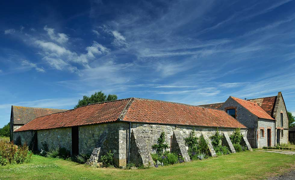 This listed barn conversion has been lovingly restored