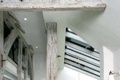 Restoring old timber