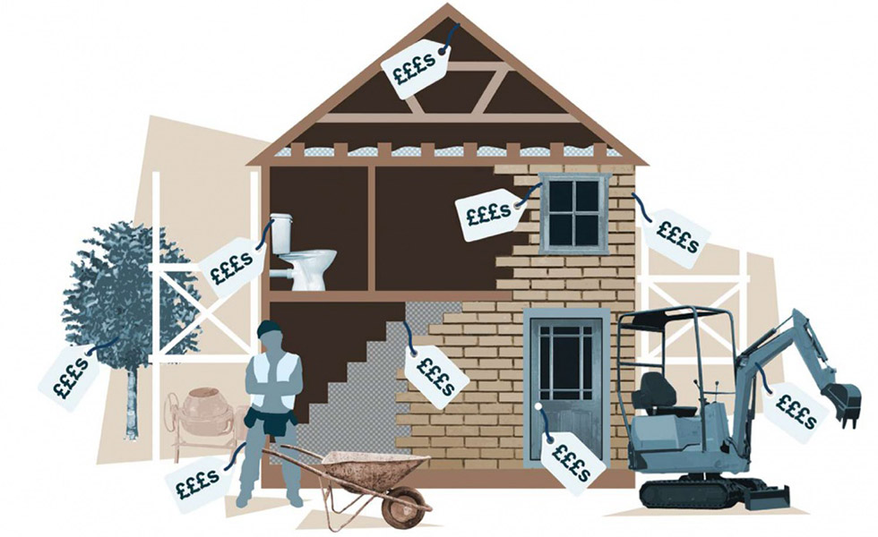 How Much Does It Cost To Build A House Homebuilding