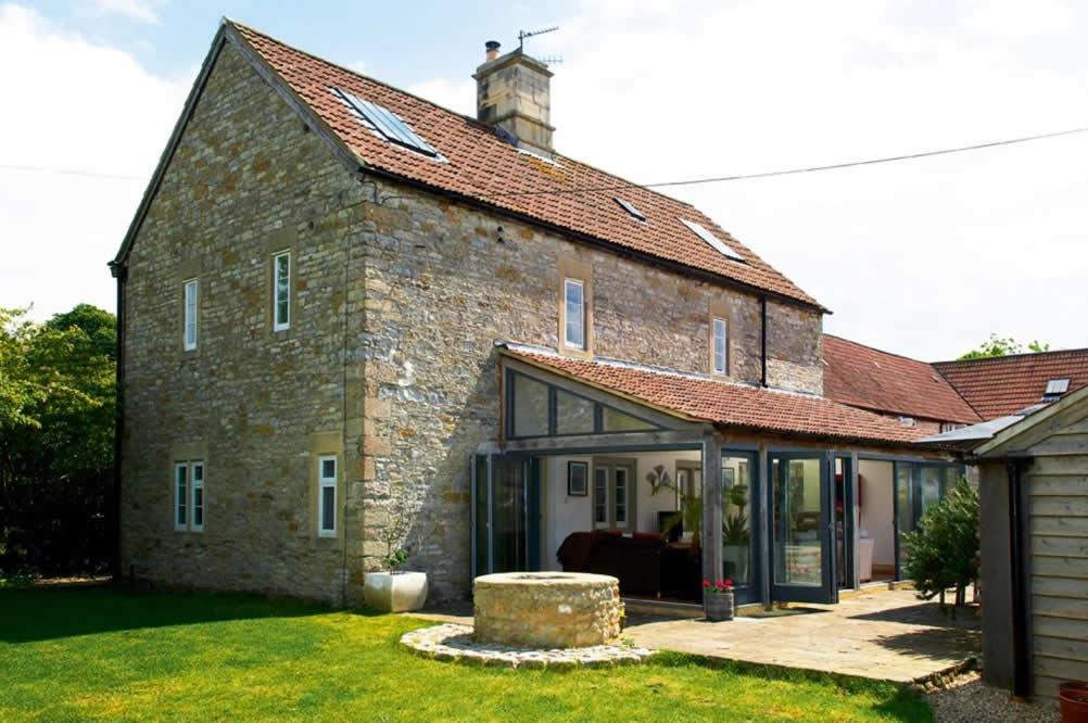 Listed Stone Cottage Extension Homebuilding Amp Renovating