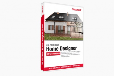 elecosoft 3D Architect Home Designer Expert Pack