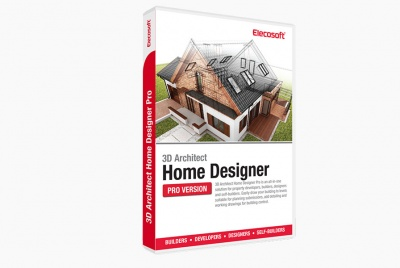 elecosoft 3D Architect Home Designer Pro