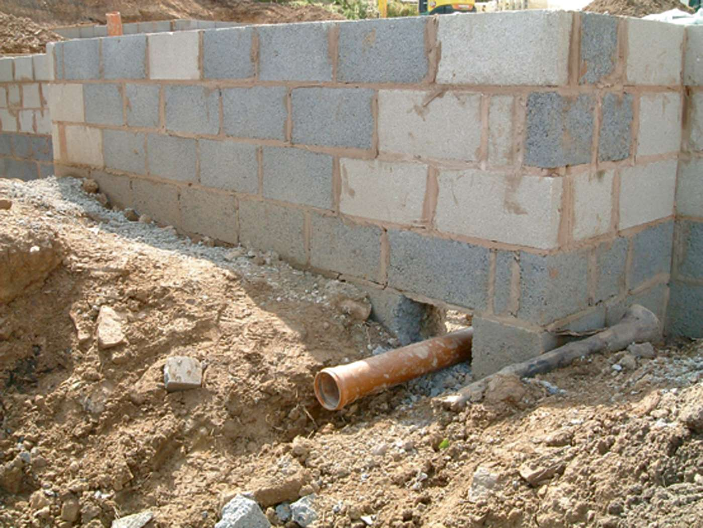 Drainage Cost Guide Homebuilding Amp Renovating