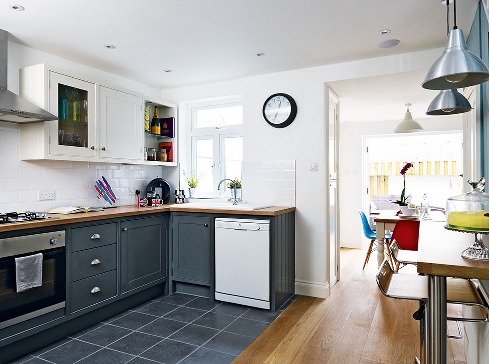 Budget renovation of a Victorian terrace in Sussex
