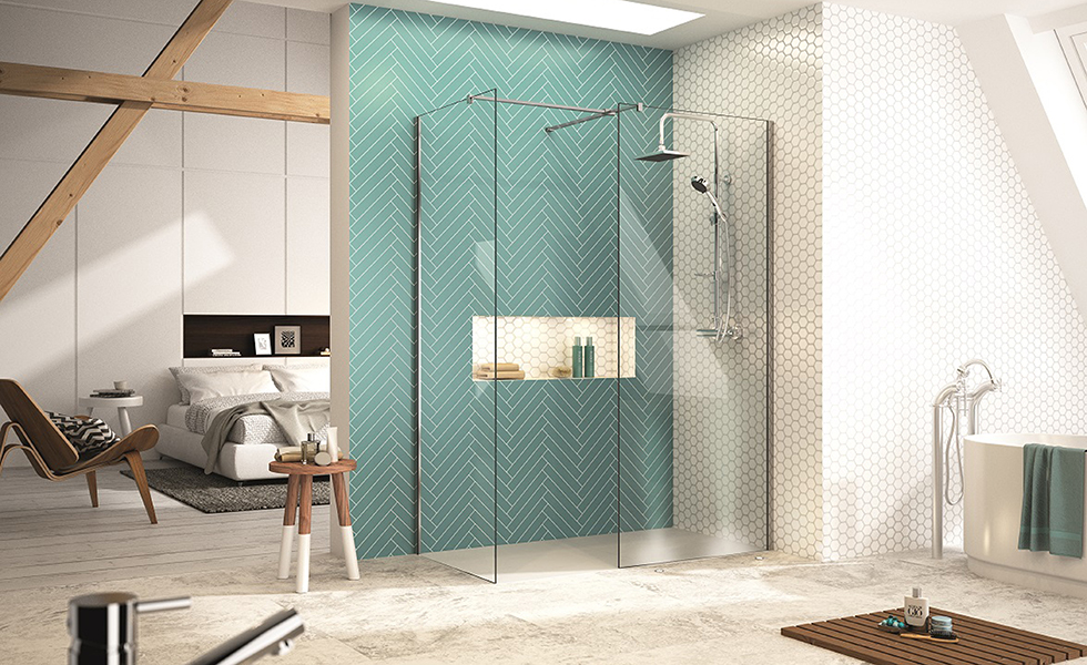 How to Choose a Shower | Homebuilding & Renovating Just Glas Bathroom Shower Designs Without Doors on huge bathroom designs, compact bathroom shower designs, small bathroom with tub and shower designs, awesome bathroom designs, doorless showers small bathroom designs, spanish mediterranean bathroom designs, master bathroom shower designs, bathroom glass door designs,