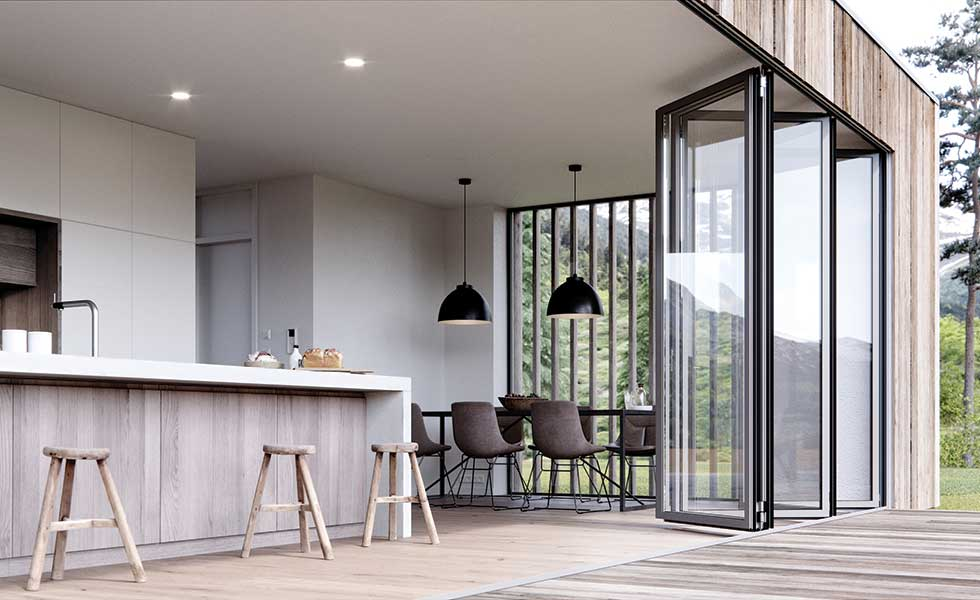 Bi Fold Sliding And French Doors How To Choose Homebuilding