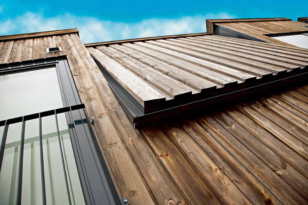 Timber Cladding Homebuilding Amp Renovating