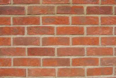 The handmade Southwold brick from Northcot Brick