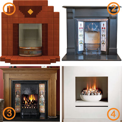 Choosing Fires Homebuilding Amp Renovating